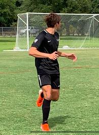 Sam Freeman's Men's Soccer Recruiting Profile
