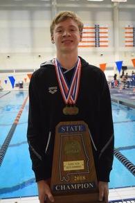 "Matthew ""Cole"" Jernigan's Men's Swimming Recruiting Profile"