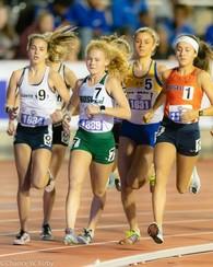 Aubrey O'Connell's Women's Track Recruiting Profile
