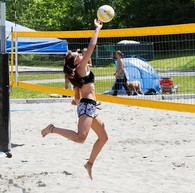 Taylor Kamaile Dickson's Women's Beach Volleyball Recruiting Profile