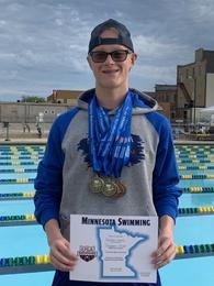 Braeden Kovacs's Men's Swimming Recruiting Profile