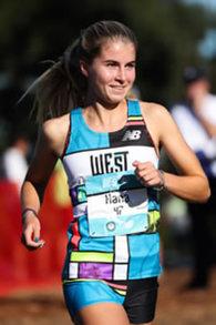 Hana Catsimanes's Women's Track Recruiting Profile
