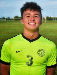 Trey Cruz's Men's Soccer Recruiting Profile