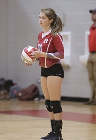 Amelia Grace Brister's Women's Volleyball Recruiting Profile