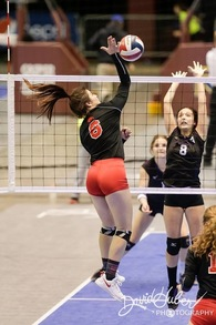 Brooke Palmer's Women's Volleyball Recruiting Profile