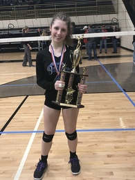 Madison Puryear's Women's Volleyball Recruiting Profile