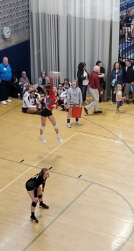 Cameron Grange's Women's Volleyball Recruiting Profile