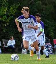 Will Thesing's Men's Soccer Recruiting Profile