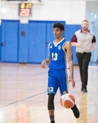 Thasindu Chandrasekara's Men's Basketball Recruiting Profile
