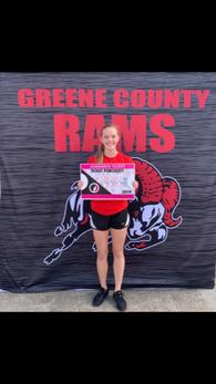 Brianna Osterson's Women's Track Recruiting Profile