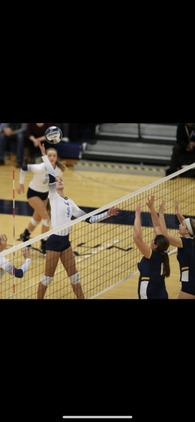 Makenna Casper's Women's Volleyball Recruiting Profile