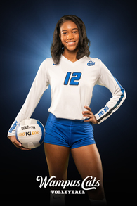 Saniyah Rippond's Women's Volleyball Recruiting Profile