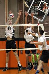 Sean Dillon's Men's Volleyball Recruiting Profile