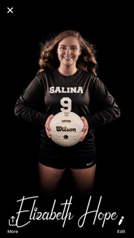 Elizabeth Hope's Women's Volleyball Recruiting Profile