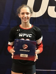 Sarah Gooch's Women's Volleyball Recruiting Profile