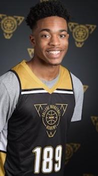 Justin Amadi's Men's Basketball Recruiting Profile
