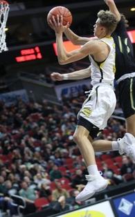 Marcus Kelderman's Men's Basketball Recruiting Profile