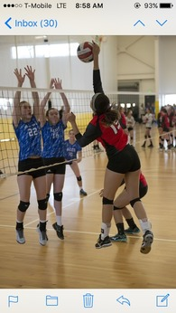 Malia Delos Santos's Women's Volleyball Recruiting Profile