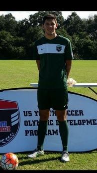 Sebastian Del Rio's Men's Soccer Recruiting Profile