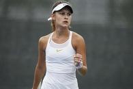Ana Badulescu's Women's Tennis Recruiting Profile