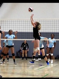 Lauren Mena's Women's Volleyball Recruiting Profile