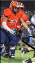Jeremiah Roebuck Football Recruiting Profile