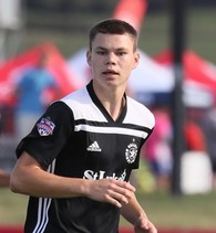 Reed Sturza's Men's Soccer Recruiting Profile