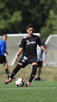 Lorenzo Mejia's Men's Soccer Recruiting Profile
