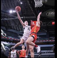 Camden Brown's Men's Basketball Recruiting Profile