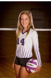 Amanda Cunningham's Women's Volleyball Recruiting Profile