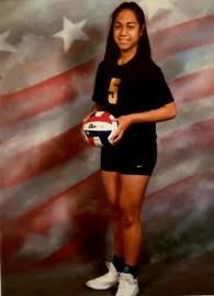 Charmayne Fa'amausili's Women's Volleyball Recruiting Profile