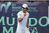 Joaquín Caballer's Men's Tennis Recruiting Profile