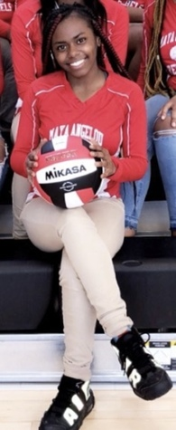 Dashawna Bailey's Women's Volleyball Recruiting Profile