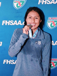 Alexis Hernandez- Flores's Women's Swimming Recruiting Profile