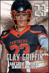 Clay Griffin's Football Recruiting Profile