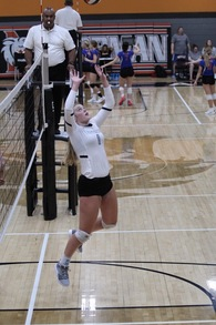 Cameron Turner's Women's Volleyball Recruiting Profile
