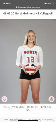 Macey Sipmann's Women's Volleyball Recruiting Profile