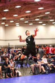 Cameron Fimbres's Men's Volleyball Recruiting Profile