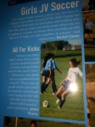 Jaslen Alvarez's Women's Soccer Recruiting Profile