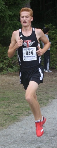 Joshua Beam's Men's Track Recruiting Profile
