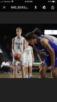 Blake Danitschek's Men's Basketball Recruiting Profile