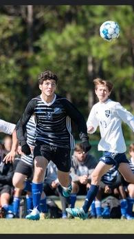 Aden Knight's Men's Soccer Recruiting Profile