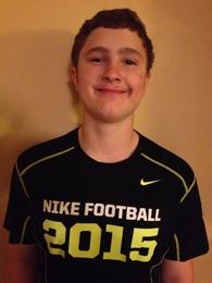 Garrett Austin's Football Recruiting Profile