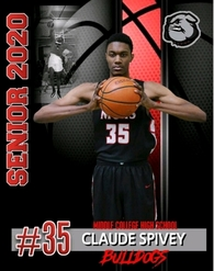 Claude Spivey's Men's Basketball Recruiting Profile