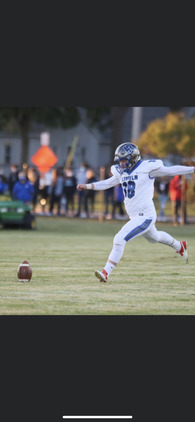Zachary Lilly's Football Recruiting Profile