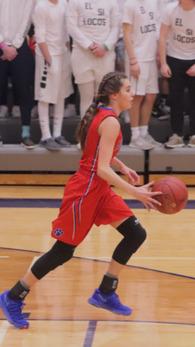 Jillian Shanks's Women's Basketball Recruiting Profile