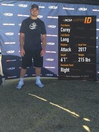 Corey Long's Football Recruiting Profile