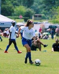 Anya Bullock's Women's Soccer Recruiting Profile