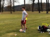 Logan Scott's Men's Soccer Recruiting Profile