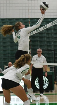Karleigh Rothe's Women's Volleyball Recruiting Profile